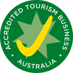 Jet Adventures is an Accredited Tourism Business