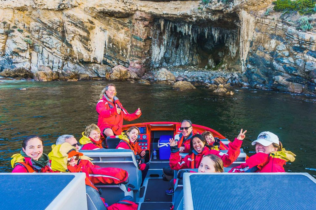 Cape Naturaliste Wilderness Cruise Tour Dunsborough